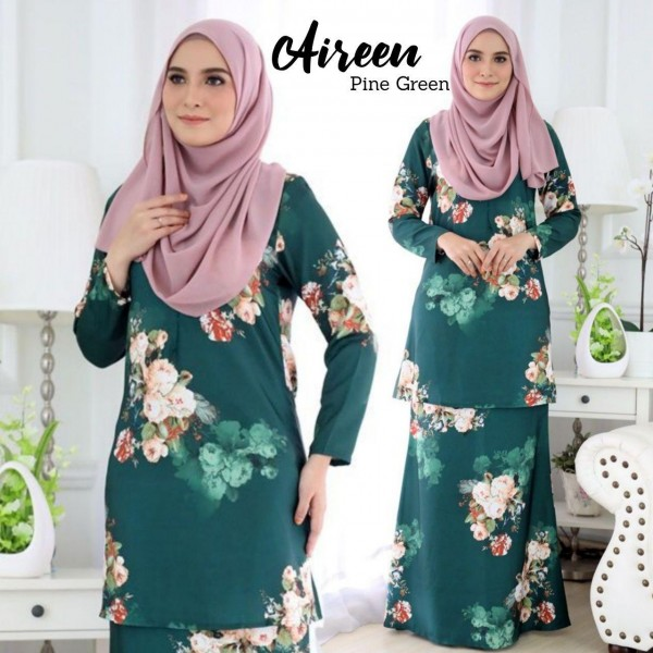 DS01 04 Aireen - Pine Green