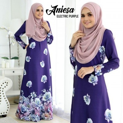 DS05 02 Aniesa - Electric Purple