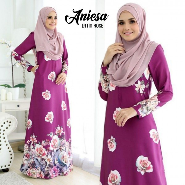 DS05 04 Aniesa - Latin Rose