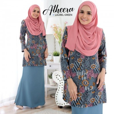 DS06 02 Atheera - Laurel Green
