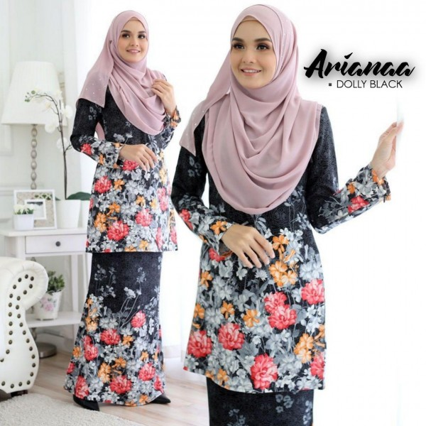DS08 01 Arianaa - Dolly Black