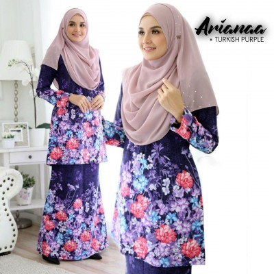 DS08 02 Arianaa - Turkish Purple
