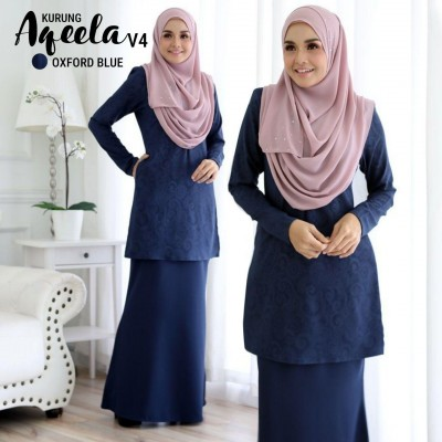 DS11 08 Aqeela - Oxford Blue