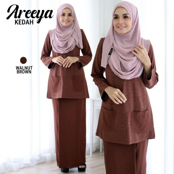 DS12 07 Areeya - Walnut Brown