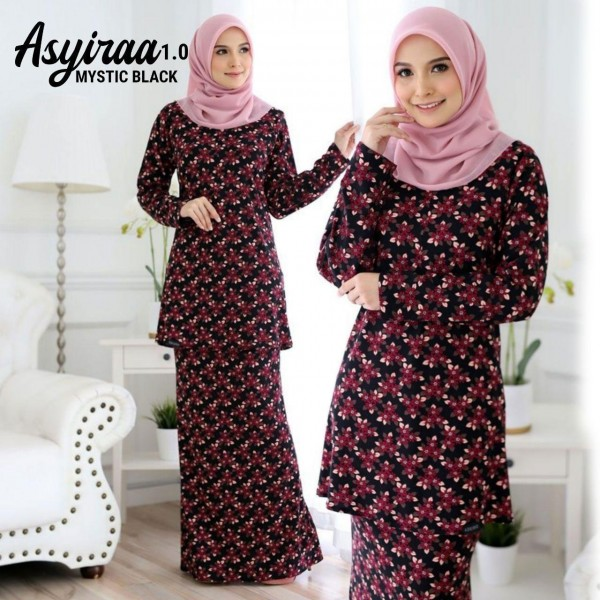 DS15 03 Asyiraa - Mystic Black