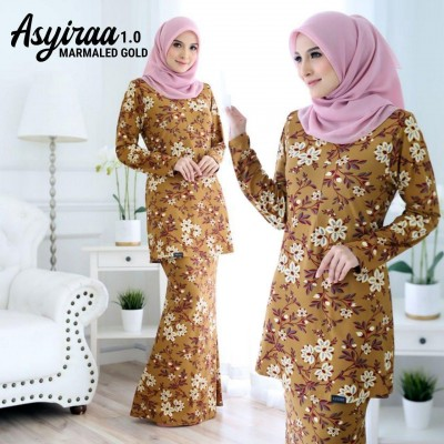 DS15 07 Asyiraa - Marmaled Gold
