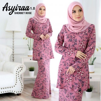 DS15 08 Asyiraa - Sherbet Rose