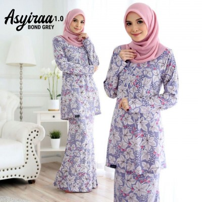 DS15 10 Asyiraa - Bond Grey