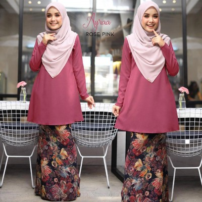 HD08 01 Ayraa - Rose Pink