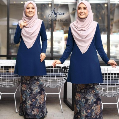 HD08 09 Ayraa - Denim Blue