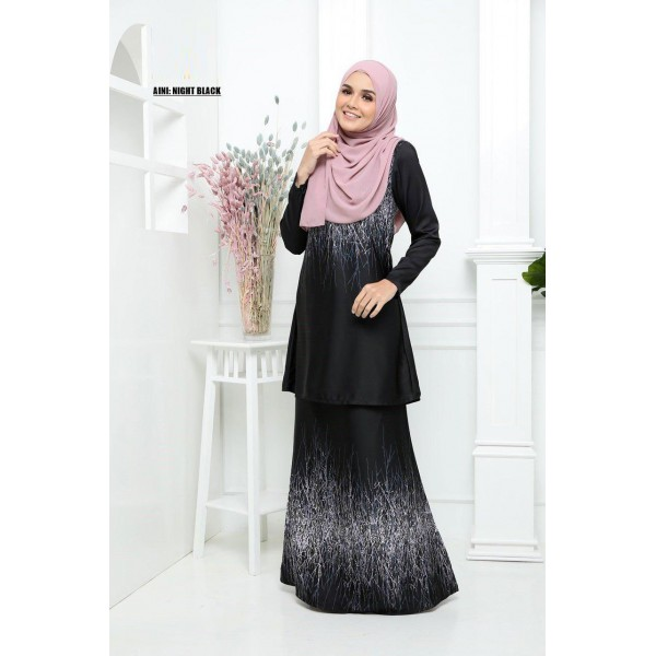 ME02 09 Aini - Night Black