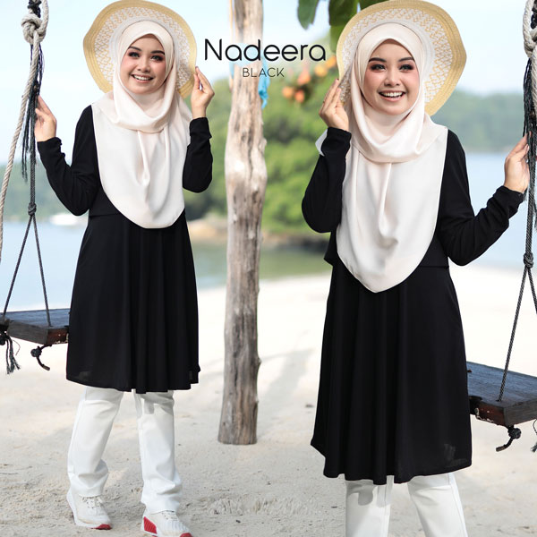 MS15 01 Nadeera - Black