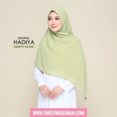 MS19 12 Hadiya - Dusty Olive