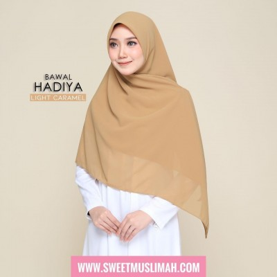 MS19 21 Hadiya - Light Caramel
