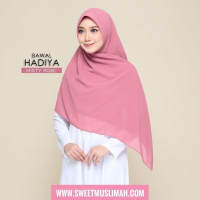 MS19 25 Hadiya - Misty Rose