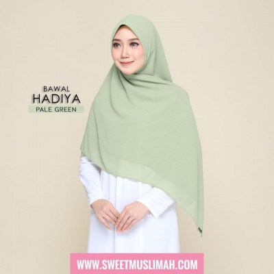 MS19 32 Hadiya - Pale Green