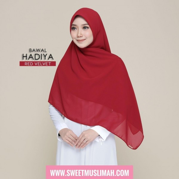 MS19 33 Hadiya - Red Velvet