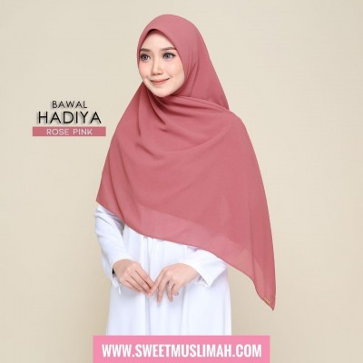 MS19 34 Hadiya - Rose Pink