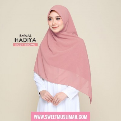 MS19 35 Hadiya - Rosy Brown