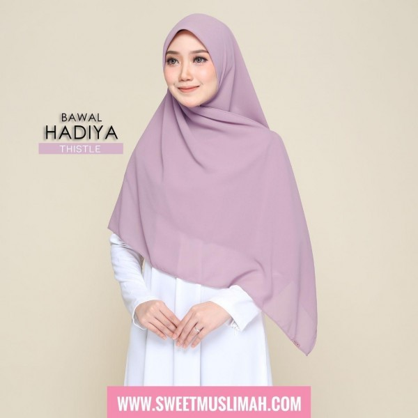 MS19 42 Hadiya - Thistle