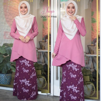 MS22 04 Dhiya - Dusty Pink