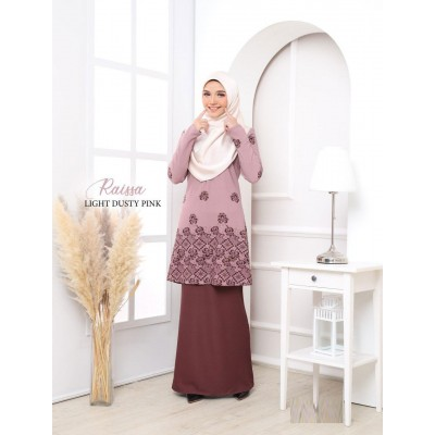 MS23 03 Raissa - Light Dusty Pink