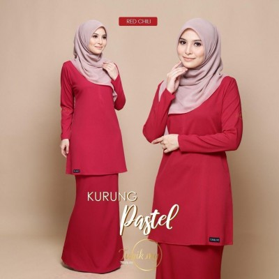 TN01 10 Pastel - Red Chili