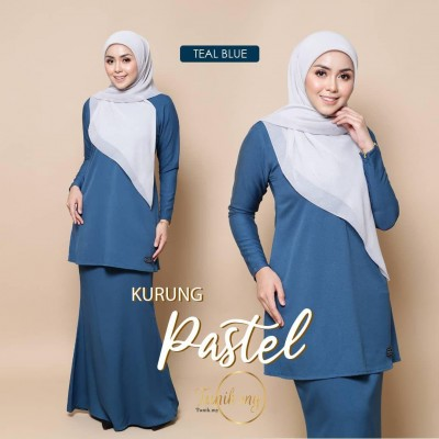 TN01 14 Pastel - Teal Blue