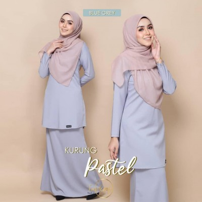 TN01 03 Pastel - Blue Grey