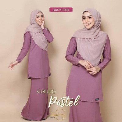 TN01 05 Pastel - Dusty Pink